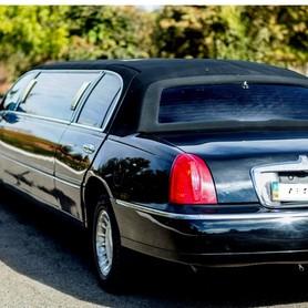 Lincoln Tawn Car - авто на свадьбу в Киеве - портфолио 6