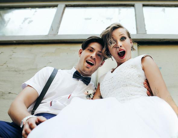 Свадьба Ксюши и Артема - фото №22