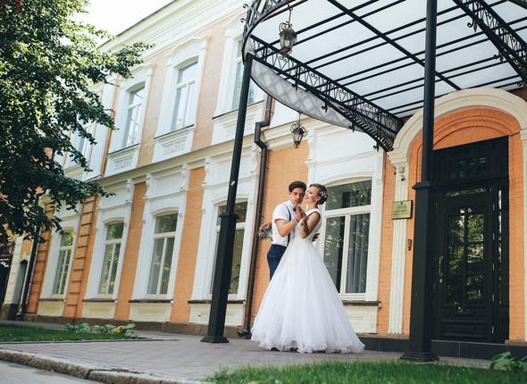 Свадьба Ксюши и Артема - фото №20