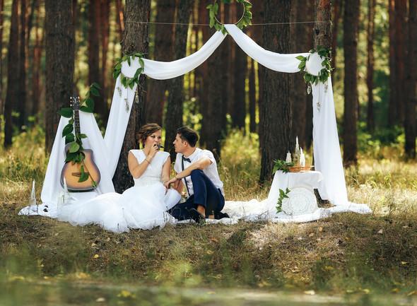 Свадьба Ксюши и Артема - фото №27
