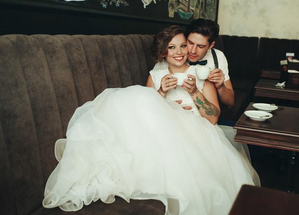 Свадьба Ксюши и Артема - фото №15