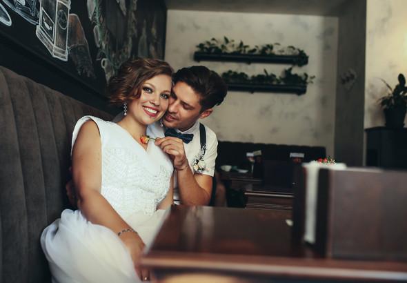 Свадьба Ксюши и Артема - фото №12