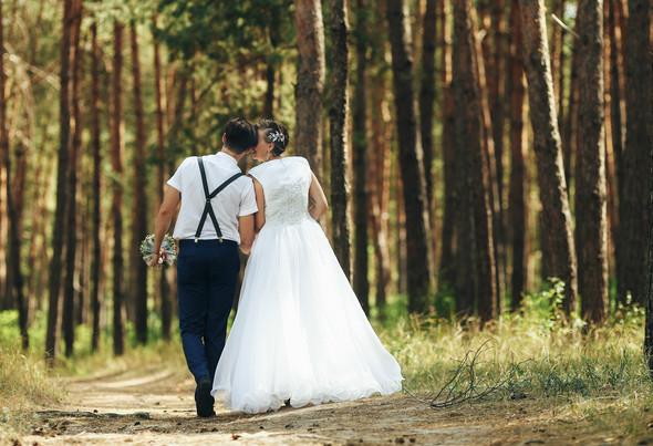 Свадьба Ксюши и Артема - фото №33
