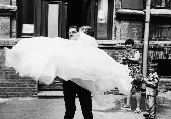 Свадьба Ксюши и Артема - фото №8