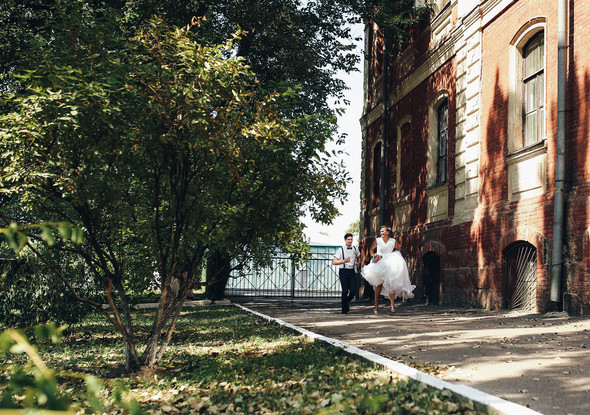 Свадьба Ксюши и Артема - фото №25