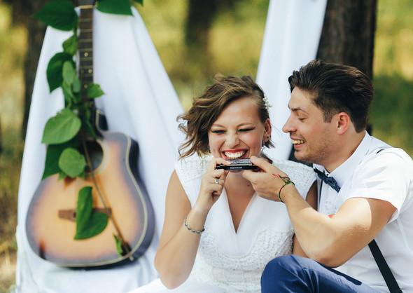 Свадьба Ксюши и Артема - фото №28