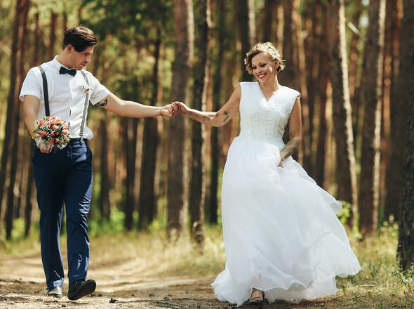 Свадьба Ксюши и Артема - фото №26