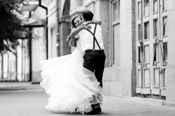 Свадьба Ксюши и Артема - фото №24
