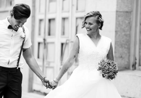 Свадьба Ксюши и Артема - фото №21