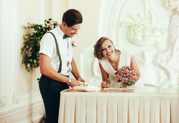 Свадьба Ксюши и Артема - фото №7