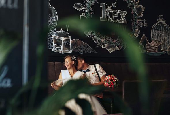 Свадьба Ксюши и Артема - фото №13