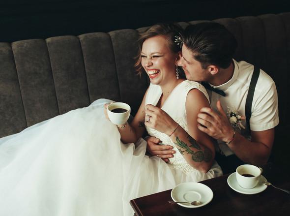 Свадьба Ксюши и Артема - фото №16