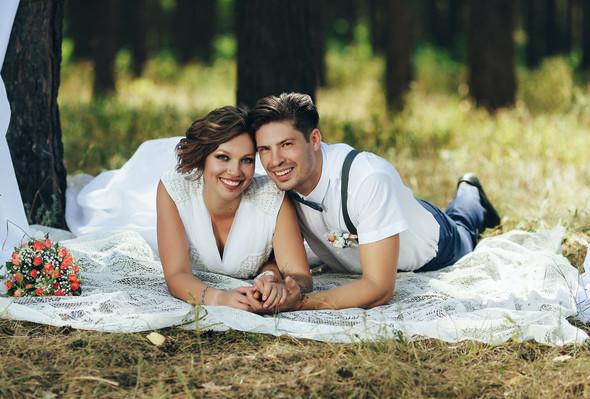 Свадьба Ксюши и Артема - фото №29