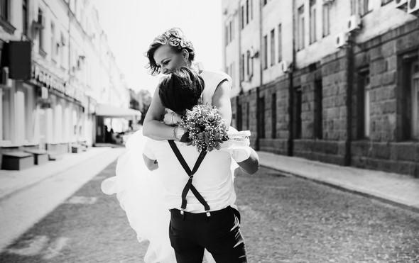 Свадьба Ксюши и Артема - фото №19