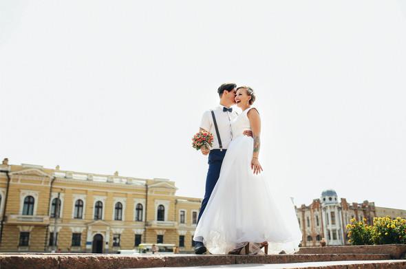 Свадьба Ксюши и Артема - фото №10