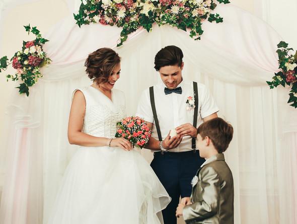 Свадьба Ксюши и Артема - фото №6