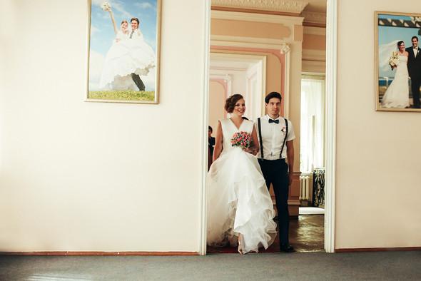 Свадьба Ксюши и Артема - фото №5