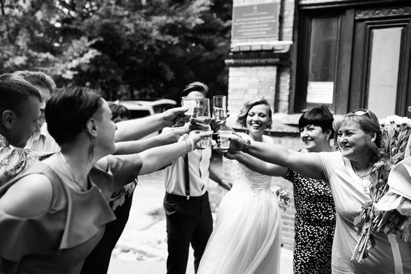 Свадьба Ксюши и Артема - фото №9