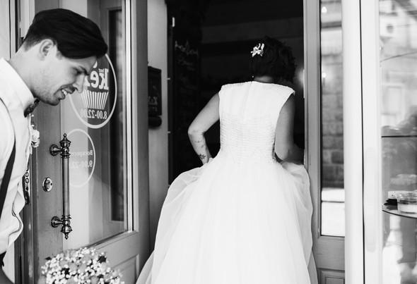 Свадьба Ксюши и Артема - фото №11