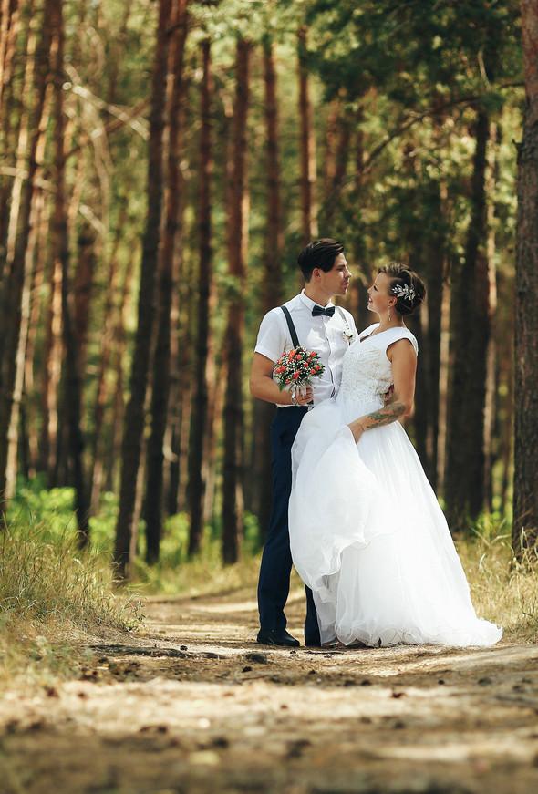 Свадьба Ксюши и Артема - фото №32