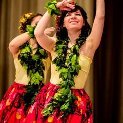 Студия гавайского танца Miliani - артист, шоу в Киеве - фото 1
