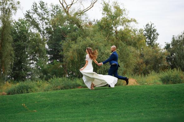 Свадебная прогулка Ильи и Марины - фото №32