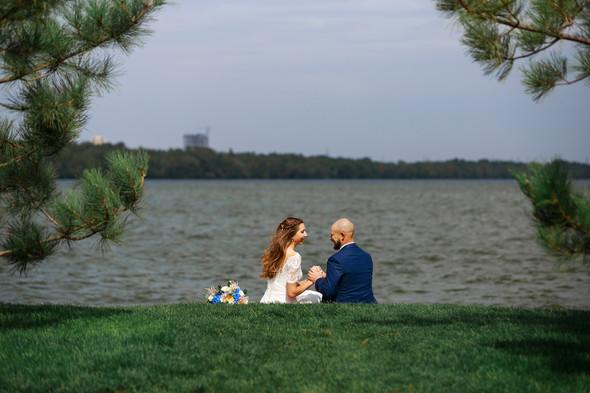 Свадебная прогулка Ильи и Марины - фото №12