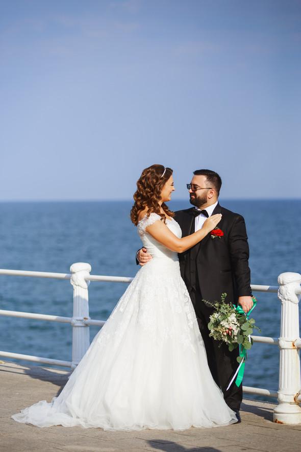 Свадебный день Себастьяна и Насти. Констанца, Румыния - фото №48