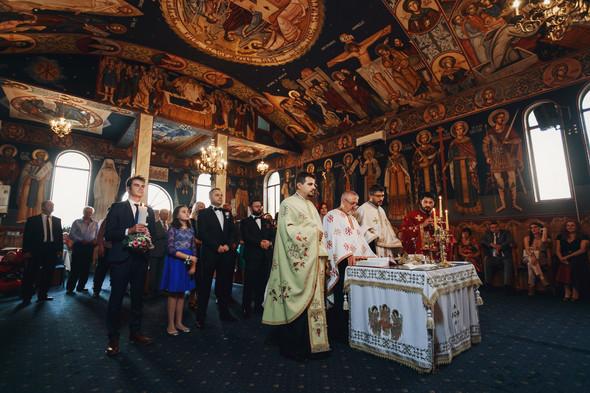 Свадебный день Себастьяна и Насти. Констанца, Румыния - фото №69