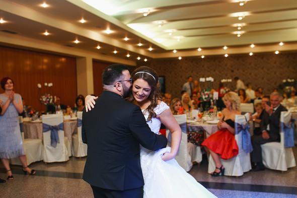 Свадебный день Себастьяна и Насти. Констанца, Румыния - фото №128