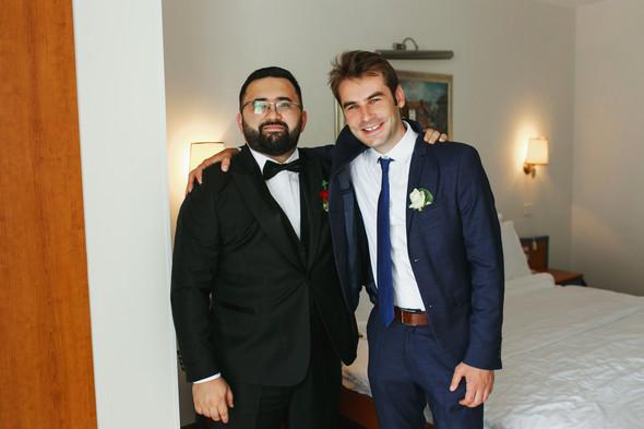 Свадебный день Себастьяна и Насти. Констанца, Румыния - фото №20