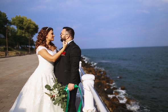 Свадебный день Себастьяна и Насти. Констанца, Румыния - фото №47