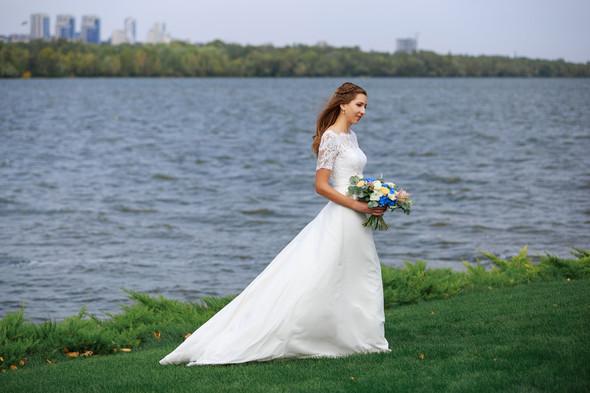 Свадебная прогулка Ильи и Марины - фото №17