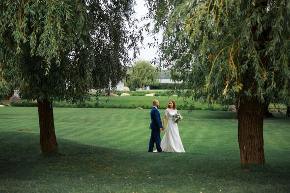 Свадебная прогулка Ильи и Марины - фото №39