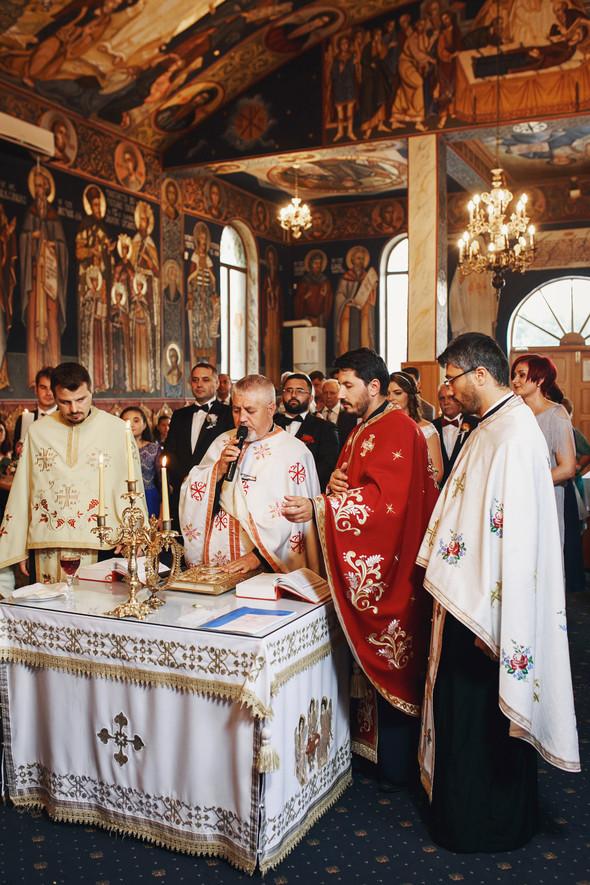 Свадебный день Себастьяна и Насти. Констанца, Румыния - фото №67