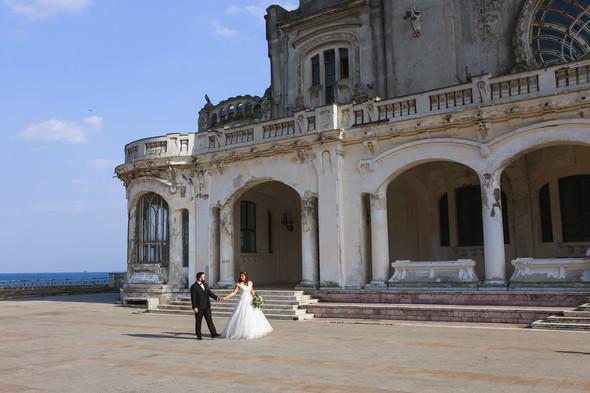 Свадебный день Себастьяна и Насти. Констанца, Румыния - фото №41