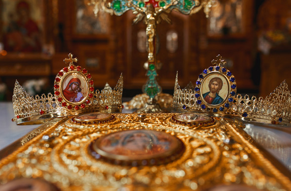Свадебный день Себастьяна и Насти. Констанца, Румыния - фото №62
