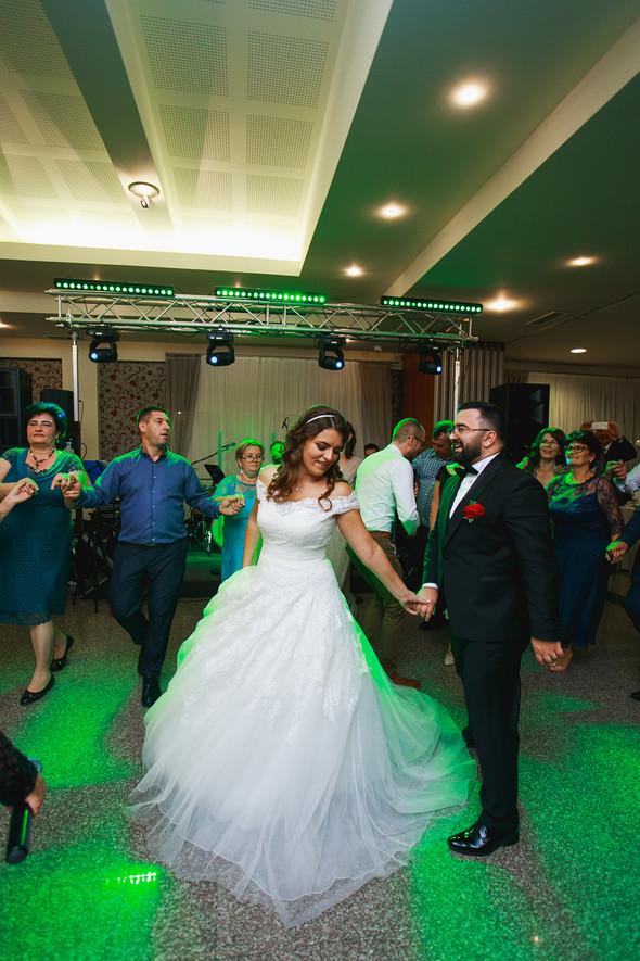 Свадебный день Себастьяна и Насти. Констанца, Румыния - фото №147