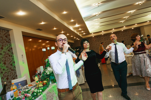 Свадебный день Себастьяна и Насти. Констанца, Румыния - фото №151