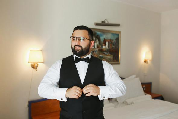 Свадебный день Себастьяна и Насти. Констанца, Румыния - фото №17