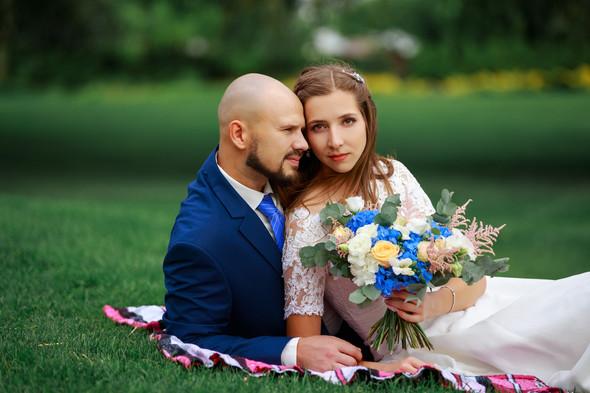 Свадебная прогулка Ильи и Марины - фото №37