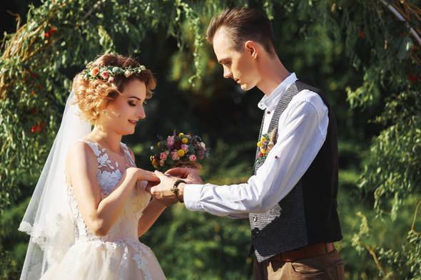 Свадебная серия Лёши и Иры. - фото №26
