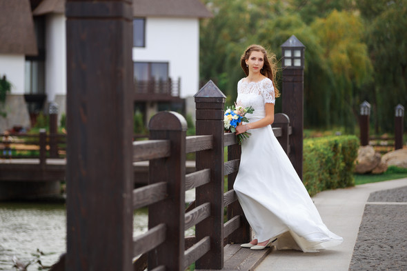 Свадебная прогулка Ильи и Марины - фото №31