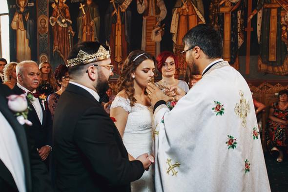 Свадебный день Себастьяна и Насти. Констанца, Румыния - фото №73