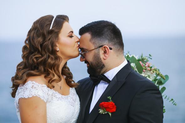Свадебный день Себастьяна и Насти. Констанца, Румыния - фото №39