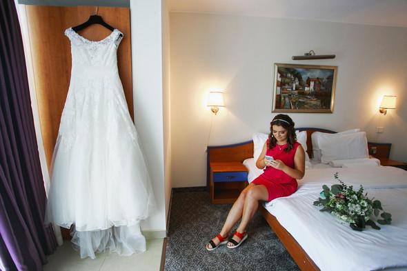 Свадебный день Себастьяна и Насти. Констанца, Румыния - фото №5