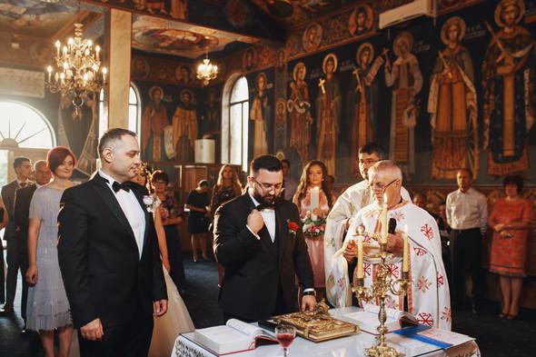 Свадебный день Себастьяна и Насти. Констанца, Румыния - фото №84