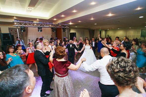 Свадебный день Себастьяна и Насти. Констанца, Румыния - фото №153