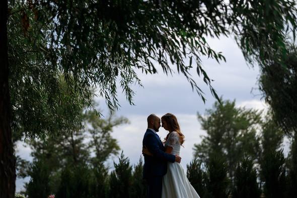 Свадебная прогулка Ильи и Марины - фото №45