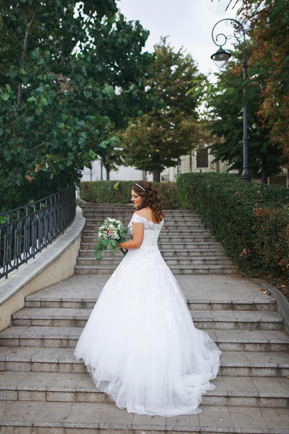 Свадебный день Себастьяна и Насти. Констанца, Румыния - фото №34